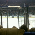 Photo taken at Chicago Wolves Game by Pixie L. on 12/11/2011