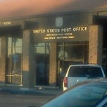 Photo taken at U. S. Post Office by Viciously M. on 12/23/2011