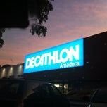 Photo taken at Decathlon by João P. on 10/7/2011