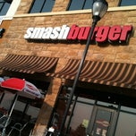 Photo taken at Smashburger by Stompalina J. on 6/8/2011
