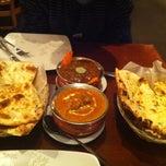 Photo taken at Kothur Indian Cuisine by Monica L. on 1/15/2012