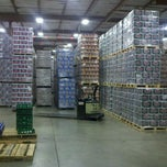 Photo taken at Columbia Distributing by Chris B. on 12/9/2011