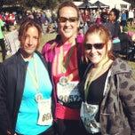 Photo taken at Rock 'n' Roll Savannah Marathon & 1/2 Marathon (Nov 2011) by Nancy C. on 11/5/2011