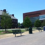 Photo taken at Brooklyn College West Quad Complex by Mechelle R. on 5/18/2012