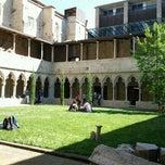 Photo taken at Facultat Lletres Universitat de Girona by Jordi C. on 5/14/2012