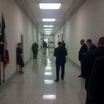 Photo taken at Rayburn House Office Building by Jason W. on 5/10/2012