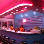 Photo taken at 50's Diner by Adrian A. on 6/24/2012