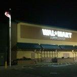 Photo taken at Walmart Supercenter by Atsushi O. on 3/12/2012