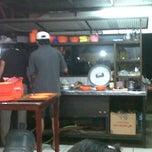 Photo taken at Mie Ayam Bakso Panglima Muda by Decky M. on 5/9/2012