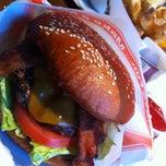 Photo taken at Browns Socialhouse by Nancy D. on 5/11/2012