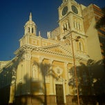 Photo taken at Catedral Metropolitana de Nossa Senhora da Ponte by Nivaldo F. on 9/25/2011
