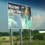 Photo taken at New York / Pennsylvania State Line by Michael K. on 8/19/2011