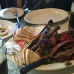 Photo taken at Zorba's Greek Cafe by Nathan B. on 11/25/2011