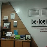 Photo taken at BeLogix | Main Office by Whisnu S. on 8/25/2011