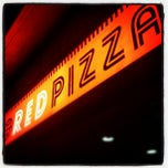 Photo taken at Redpizza by Oriol B. on 8/7/2012