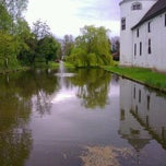 Photo taken at Teaching Hotel Château Bethlehem by Fred K. on 4/27/2012