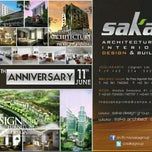 Photo taken at Saka (Jogja Office) - PT. Indosaka Prima by Saka Design Group on 7/13/2011