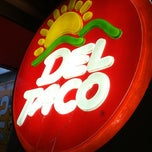 Photo taken at Del Taco by Holiday Inn Express Hotel & Suites H. on 8/6/2011