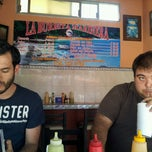 Photo taken at La burrita marinera by Richi D. on 7/22/2012