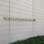 Photo taken at Nasher Museum of Art by Michael V. on 10/18/2011