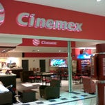 Photo taken at Cinemex by Carl B. on 3/24/2012