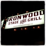 Photo taken at Ironwood Stage and Grill by Patrick M. on 11/23/2011