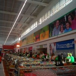 Photo taken at Mega Comercial Mexicana Centella by Eliab P. on 12/23/2011