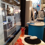 Photo taken at Shopware Halle 6 Stand H14 by Dirk B. on 3/10/2012