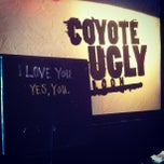 Photo taken at Coyote Ugly Saloon by Maria B. on 6/11/2012
