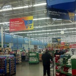 Photo taken at Walmart Supercenter by Big W. on 11/20/2011