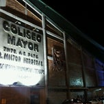 "Photo taken at Coliseo Mayor ""Teniente Milton Herrera"" by Renato D. on 10/8/2011"