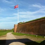 Photo taken at Kronborg Slot by Mogens Strunge L. on 7/8/2012