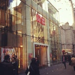 Photo taken at UNIQLO by Naochib on 11/2/2011