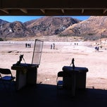 Photo taken at Angeles Shooting Ranges by Tamara M. on 9/1/2012