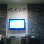 Photo taken at K-ONE ktv by andrew h. on 1/28/2012