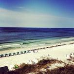 Photo taken at Destin Beach by Jason S. on 9/9/2012