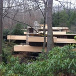 Photo taken at Fallingwater by Sheyda N. on 11/20/2011