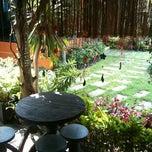 Photo taken at หลวงปู่กาแฟสด by Suebsak1 on 2/29/2012