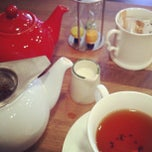 Photo taken at Teacup on Thomas Street by Manchester's F. on 8/21/2012