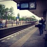 Photo taken at Station Helmond by Jeffrey D. on 5/5/2012