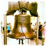 Photo taken at Liberty Bell Center by Mohammad A. on 5/27/2012