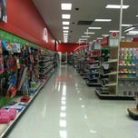 Photo taken at Target by ✈The W. on 3/27/2012