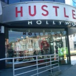 Photo taken at Hustler Hollywood by Lindsay G. on 2/3/2012