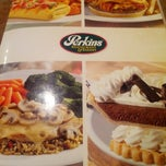 Photo taken at Perkins Restaurant & Bakery by Tyler L. on 8/11/2012