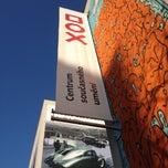 Photo taken at DOX Centrum současného umění by Lee R. on 2/12/2012