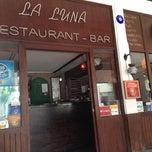 Photo taken at Casa La Luna Bistro by Blacks B. on 5/21/2012
