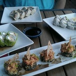 Photo taken at RA Sushi Bar Restaurant by Angelika L. on 5/18/2012
