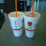 Photo taken at Jamba Juice by Hiilani A. on 7/29/2012