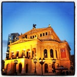 Photo taken at Alte Oper by Robert R. on 2/9/2012