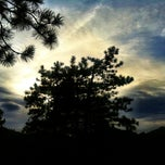 Photo taken at mt falcon Park by Mark G. on 3/25/2012